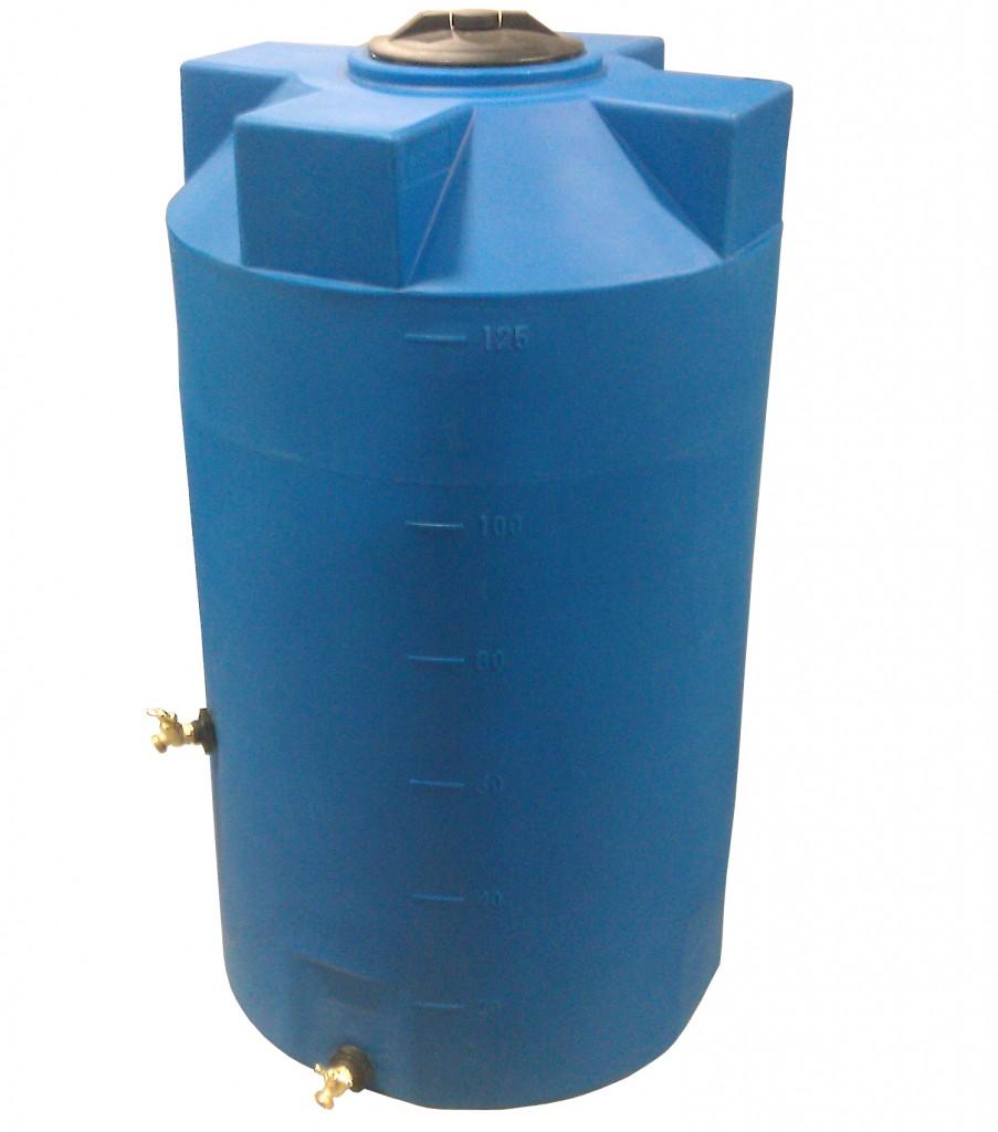 125 Gallon Emergency Water Storage Tank