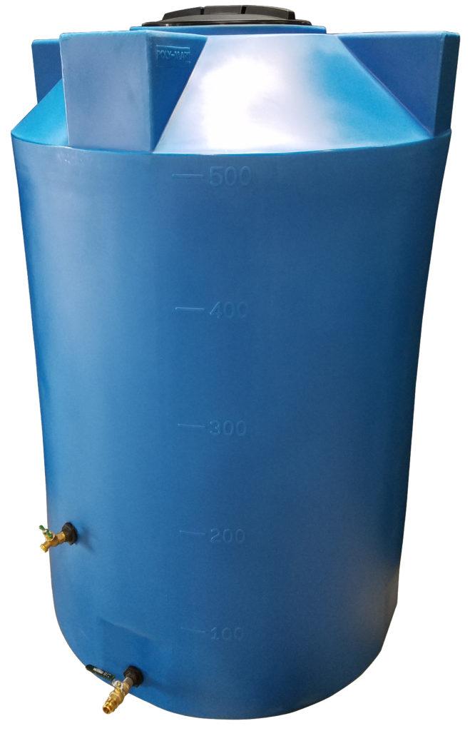 500 Gallon Water Tank >> 500 Gallon Emergency Water Storage Tank